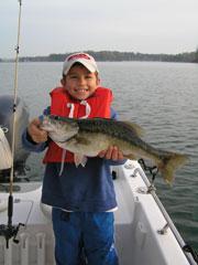 Lake allatoona fishing guide first bite guide service for Lake allatoona fishing