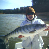 Lake Allatoona Fishing Guide Robert Eidson